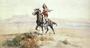Red Man of the Plains 1901