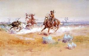 Charles Marion Russell - Mexico