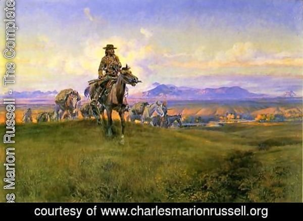 Charles Marion Russell - The Romance Makers