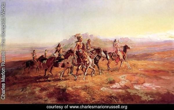Sun River War Party